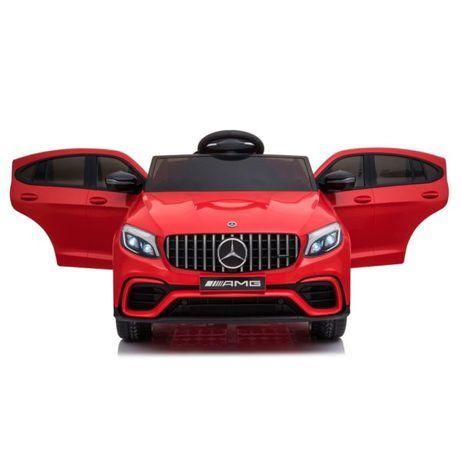 Masinuta electrica pentru copii MERCEDES GLC 63S AMG SUV #Rosu