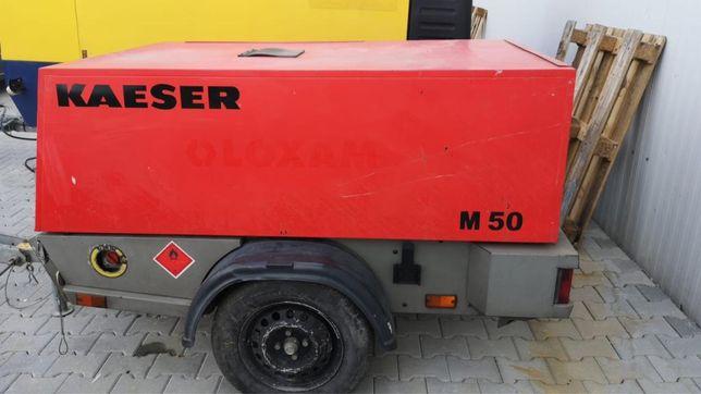 Vand motocompresor Kaeser M 50