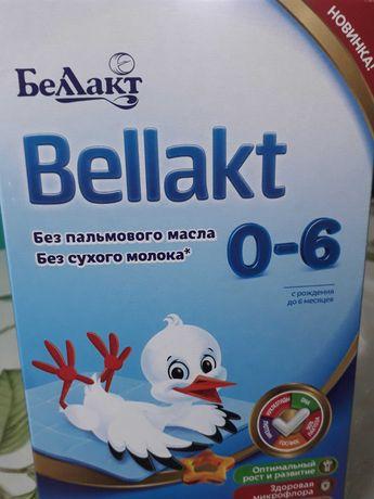 Детское питание для детей Беллакт от 0 до 6 месяцев