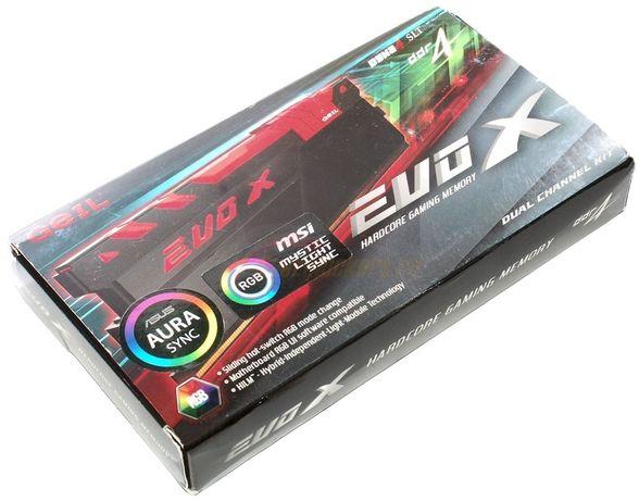 Продаётся комплект оперативной памяти DDR4-3000 Geil Evo X