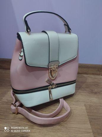 Раница и чанта 2в1