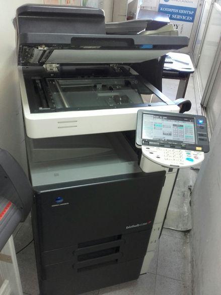 Под наем копирна техника и принтери, зареждане с тонер, сервиз
