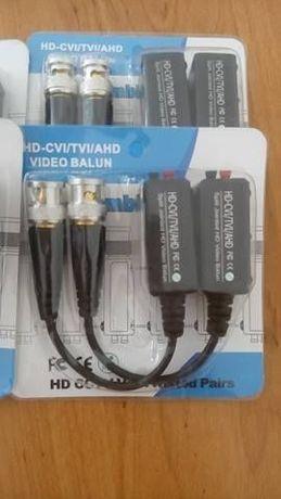 HD видео балун с клипса