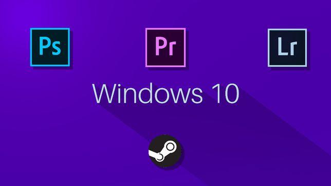 Instalez Windows 10 pro, etc si/sau aplicatii, jocuri