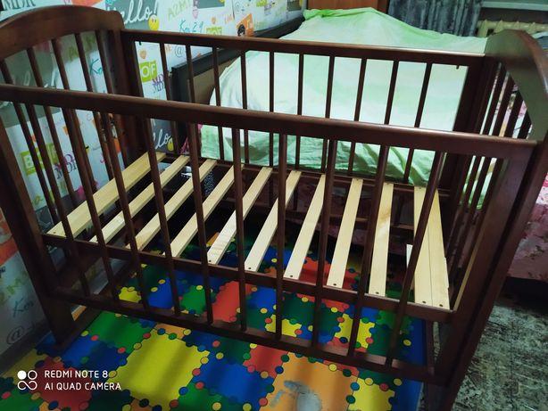 Детская кроватка Катя