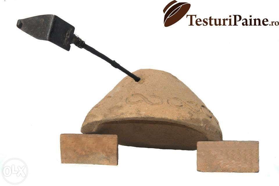 Vand test traditional pentru facut paine pe vatra Buftea - imagine 1
