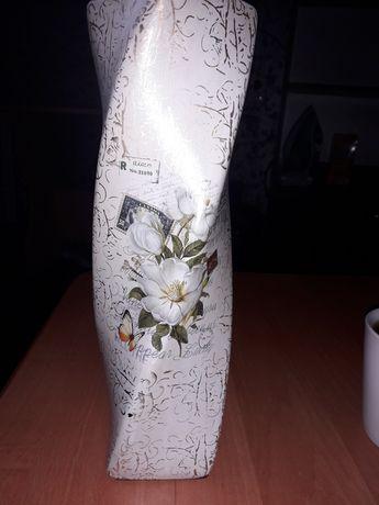 Подарочная ваза для цветов.