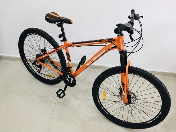 Bicicleta Sun Orange R29 Full-Shimano frane disc fata/spate
