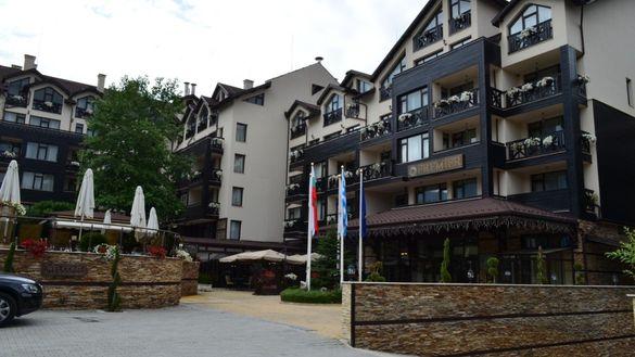 Луксозен двуспален апартамент в Банско