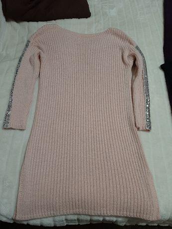 Vand rochie de femei tricotata