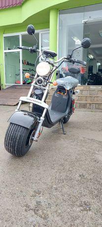 Електрически Скутер Чопър BIG City Harley Davidson 1500W MaXmotors
