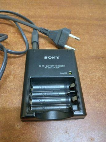 Încărcător pentru baterii reîncărcabile !
