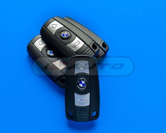 Кутийка ключ с перо за BMW / Бмв / e60 / e61 / e90 / e91 / e65 / X3 X5