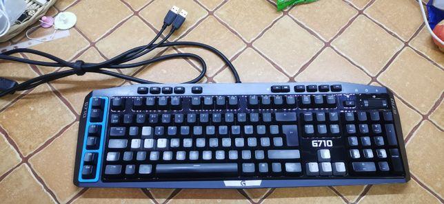Tastatura Mecanica Logitech G710 Gaming