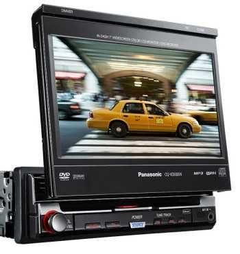 DVD за кола