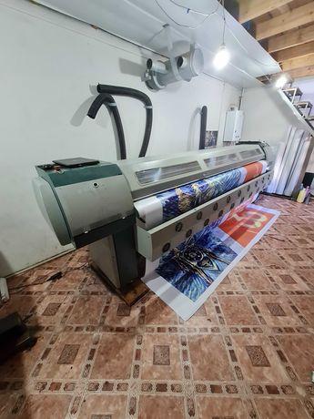 Широкоформатный принтер infiniti FY 3276H