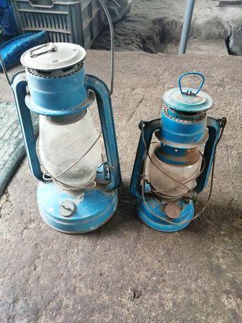 Стари газови фенери