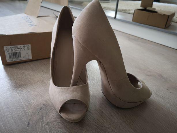 Pantofi Mango noi