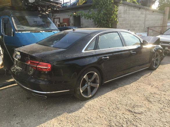 audi a8 d4 h4 long matrix 4.2 tdi на части ауди а8 д4 4х лонг bose