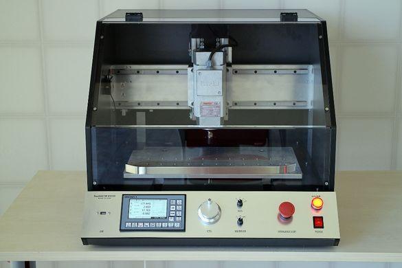 DeskMaster DM500 - CNC рутер (ЦПУ)