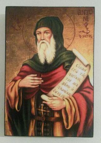 Икона на Свети Антоний icona Sveti Antonii