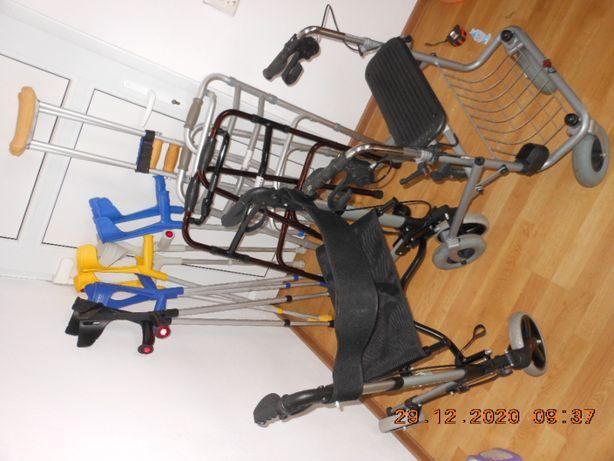 rolator,cadru roti si frane, carje,,carucior batrani, ortopedic