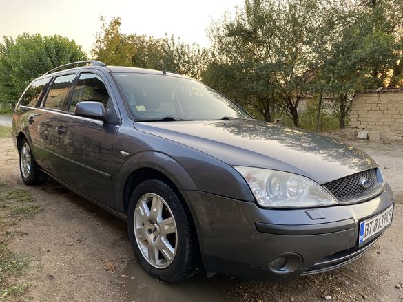 Ford Mondeo 2.0Tdci 130p.s. На части