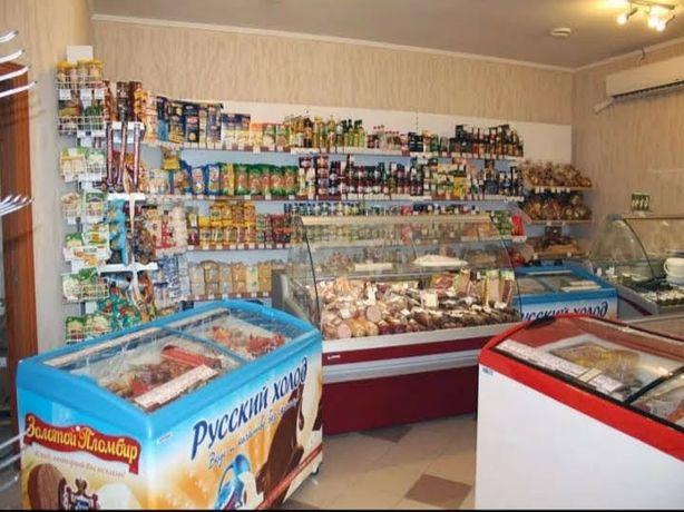 Продуктовый магазин на Встречи