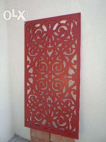 Panouri decorative MDF sau lemn masiv pereti decorativi