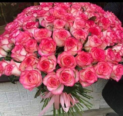 Доставка цветов по городу Кызылорда