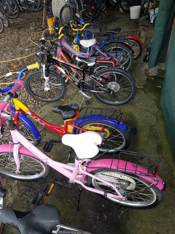Biciclete de copii