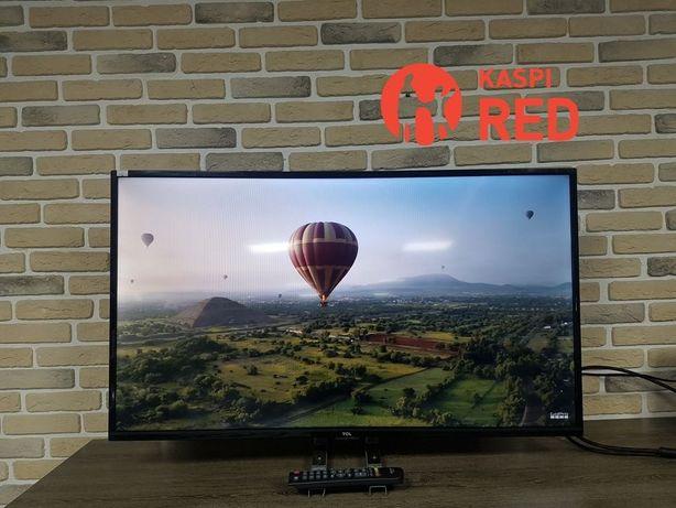 Тв TCL LED40D3000 Full HD 102см Рассрочка KASPI RED! Гарантия год