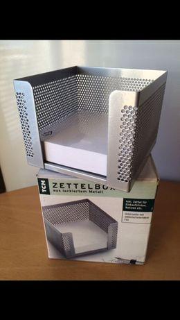 Офис кутия TCM, метална, Нова!