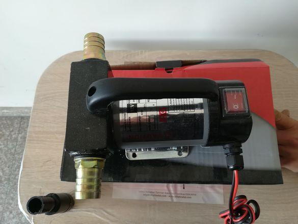 Помпа за гориво и течности 12v или 24v