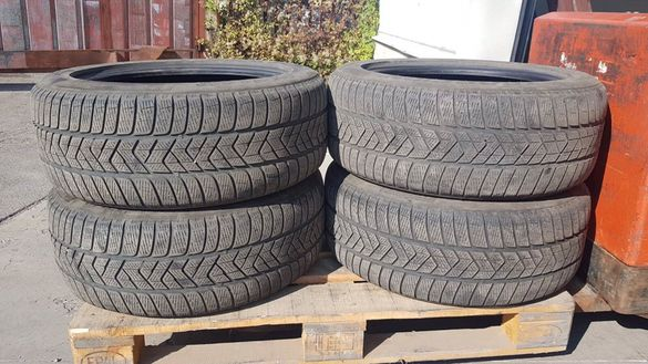 Зимни гуми-рънфлет