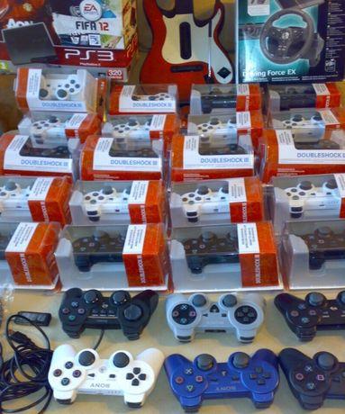 КОНТРОЛЕРИ и аксесоари за игрови конзоли и PC