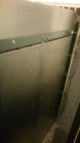 Двоен хладилен шкаф