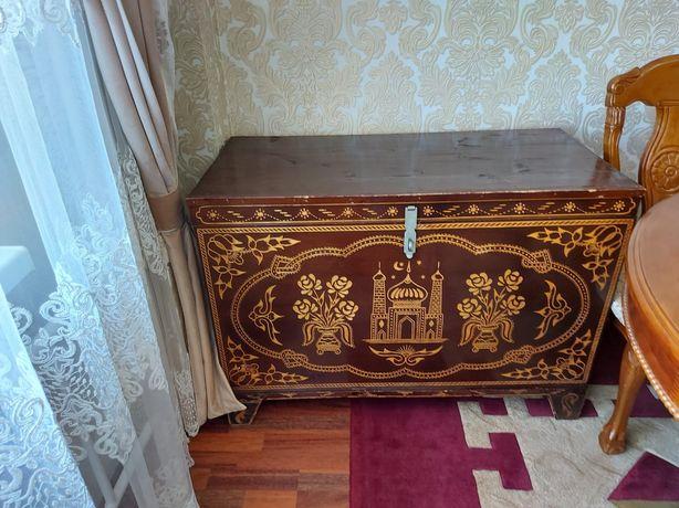 Мебель - Сундук для приданного