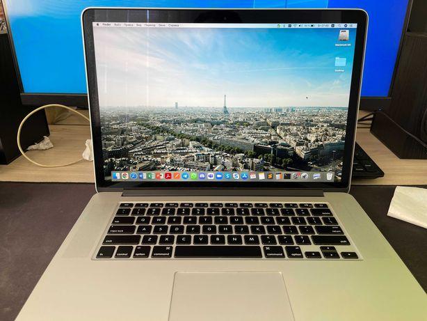 Последнее предложение! Продам ноутбук Apple MacBook Pro 15, Core i7