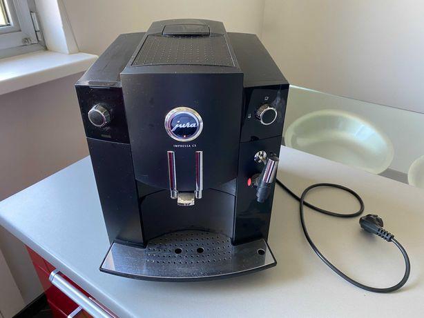 продам кофемашину jura impressa c5
