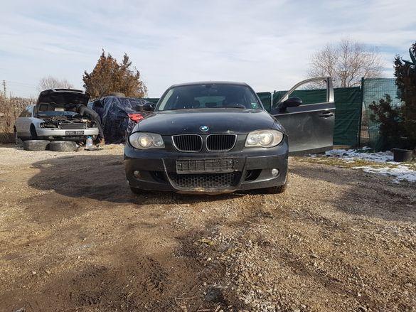BMW e87 163k на части М пакет