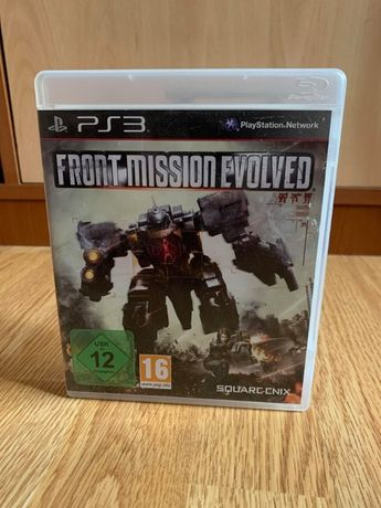 Front Mission Evolved - PS3 - Playstation 3 - PS 3