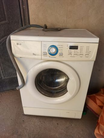Продам бу стиральную машину  LG