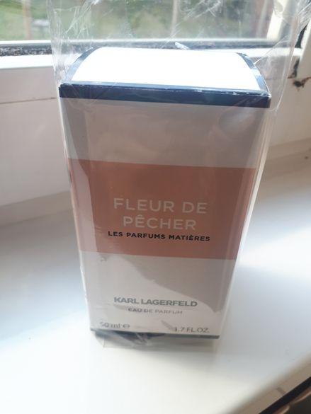 Karl Lagerfeld 50ml Fleur de Pecher + подарък гланц