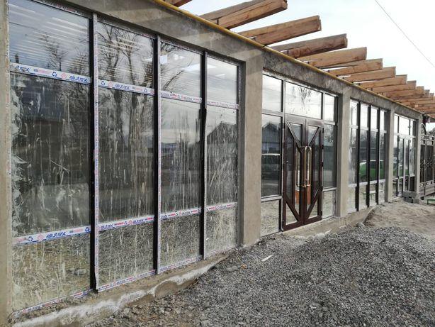Металлопластиковые окна двери витражи