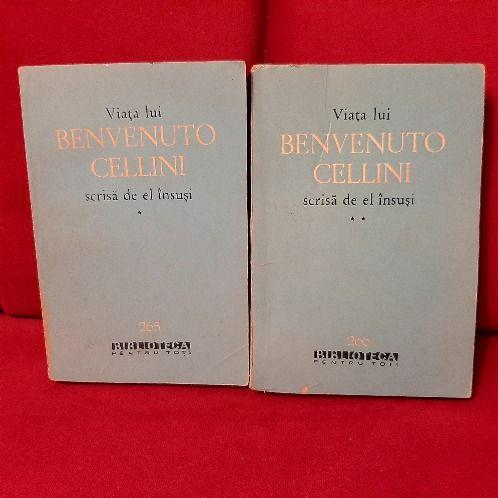 Viata lui Benvenuto Cellini scrisa de el insusi Arad - imagine 1