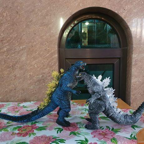 Годзилла. Фигурка «Godzilla». Кинг конг