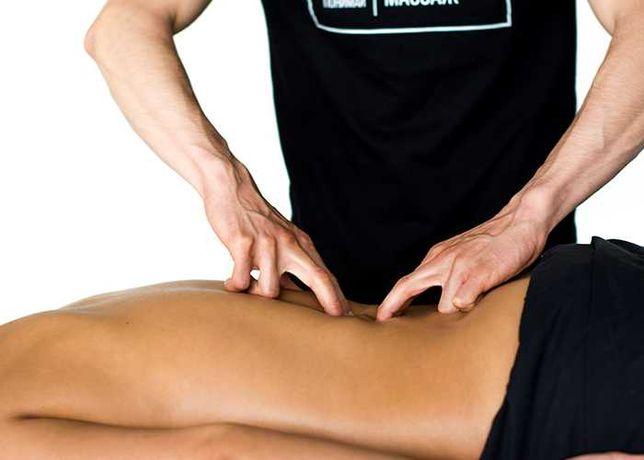 Сегментарно - рефлекторный массаж