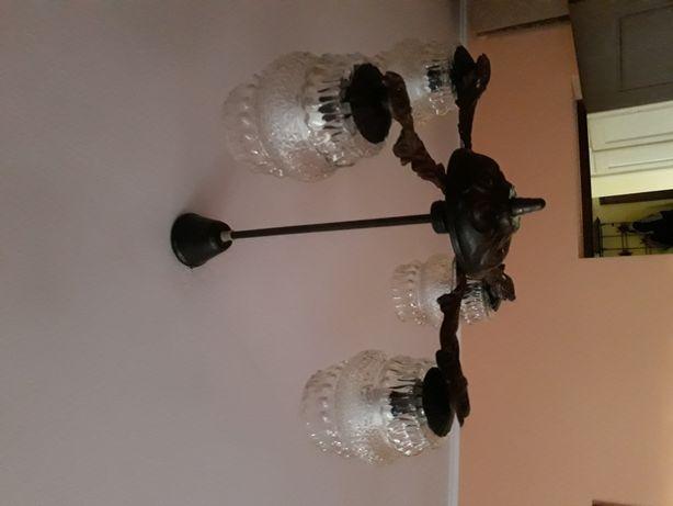 Vând candelabru
