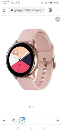 Продам срочно часы Samsung active watch one